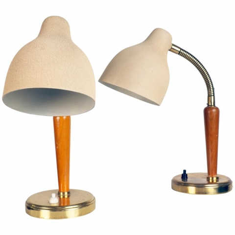 EOS table lamps