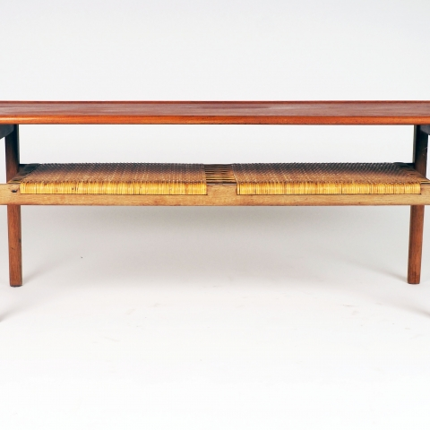 Coffee table by Hans J Wegner
