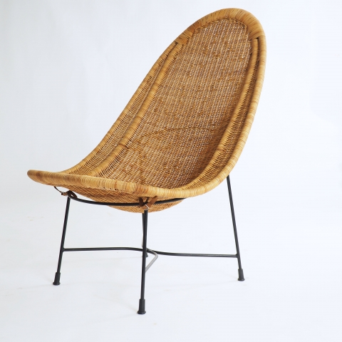 "Lounge chair  ""Stora Kraal"" by Kerstin Hörlin-Holmquist"