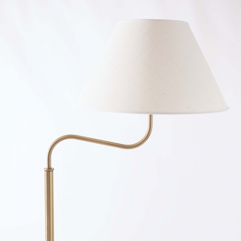 Floor lamp 'Small Camel', Model No. 2568, Josef Frank for Svenskt Tenn